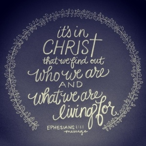 In Christ pic