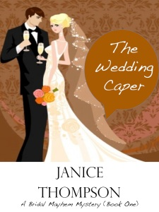 The wedding caper book