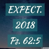 2018: Expect